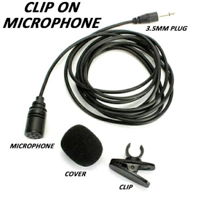 clip-on-microphone