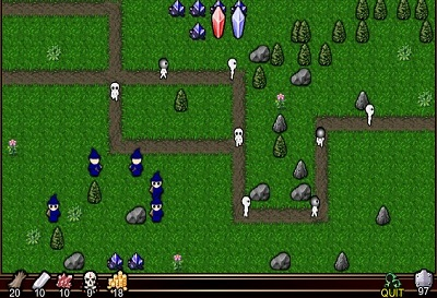 Play Little Protectors Online Game