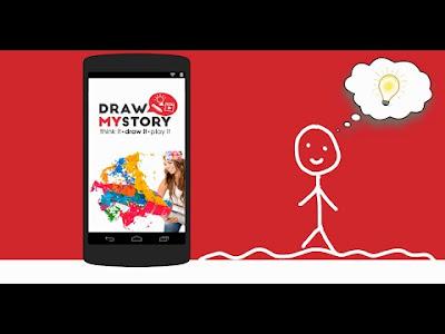 App Draw My Story