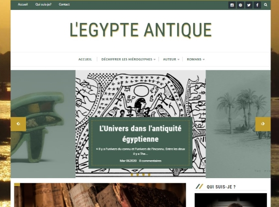 L'Egypte antique