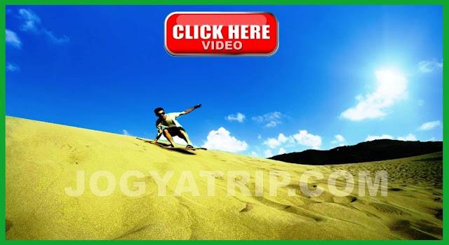 jogja trip travel, jogja tour driver, gumuk pasir parangkusumo sand dunes, parangkusumo sand dunes (gumuk pasir parangkusumo), sand dunes in parangkusumo