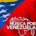 """Cadena Telemundo y Punto 2 emitirán el especial """"Música por Venezuela"""""""