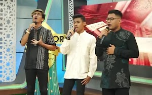 Masya Allah Group Musik The Jeff's Suaranya Mirip Almarhum Uje