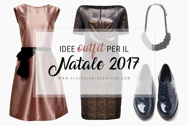 Idee outfit per il Natale 2017 con Esprit