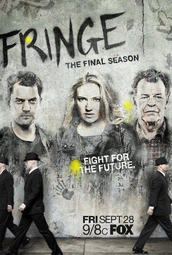 Giải Mã Kỳ Án (Phần 5) - Fringe Season 05
