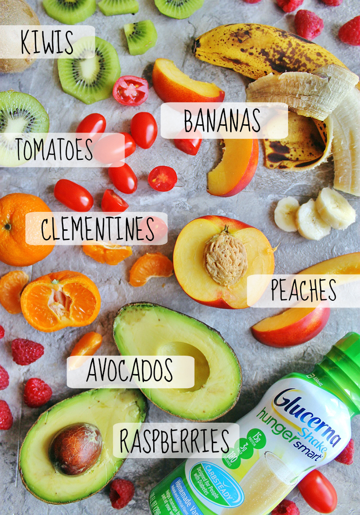 Healthy Fruit Options For Diabetics #GlucernaHungerSmart (AD)