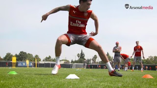Bellerin: How I Got To The Top Of the Ladder