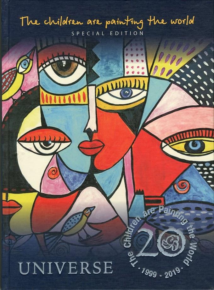 Югорчане стали победителями Международного конкурса детского и юношеского творчества «ДЕТИ РИСУЮТ МИР»
