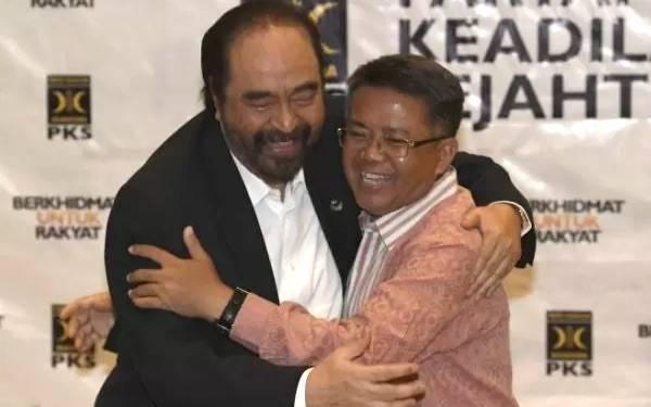 Tiga Kader NasDem Jadi Menteri, Surya Paloh Masih Khawatir Pemerintah Tidak Sehat
