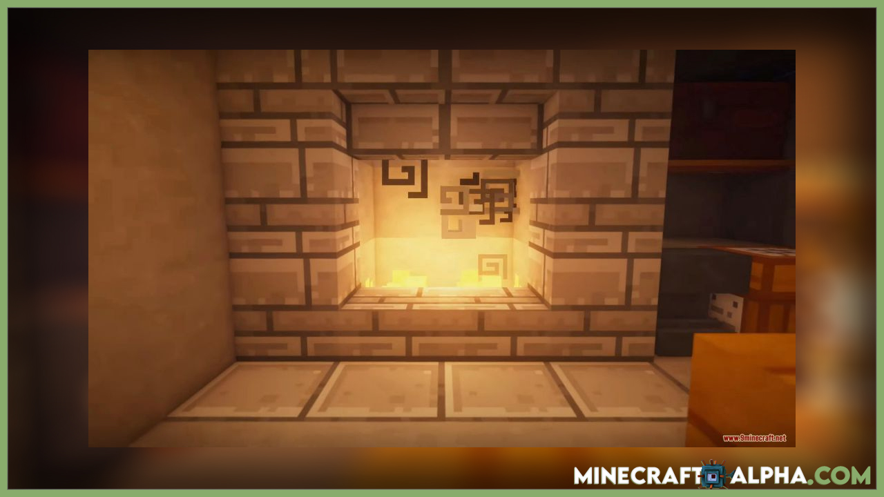 Minecraft Overgrown 16x, 32x Fps Boost Resource Pack For 1.15.2