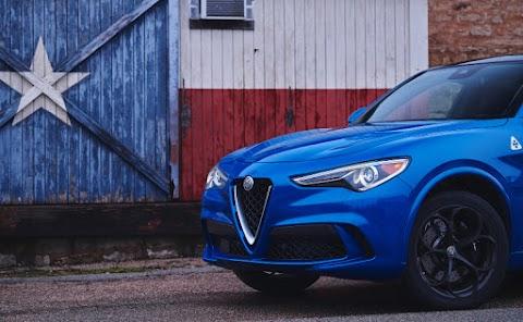 First Drive: Alfa Romeo Stelvio