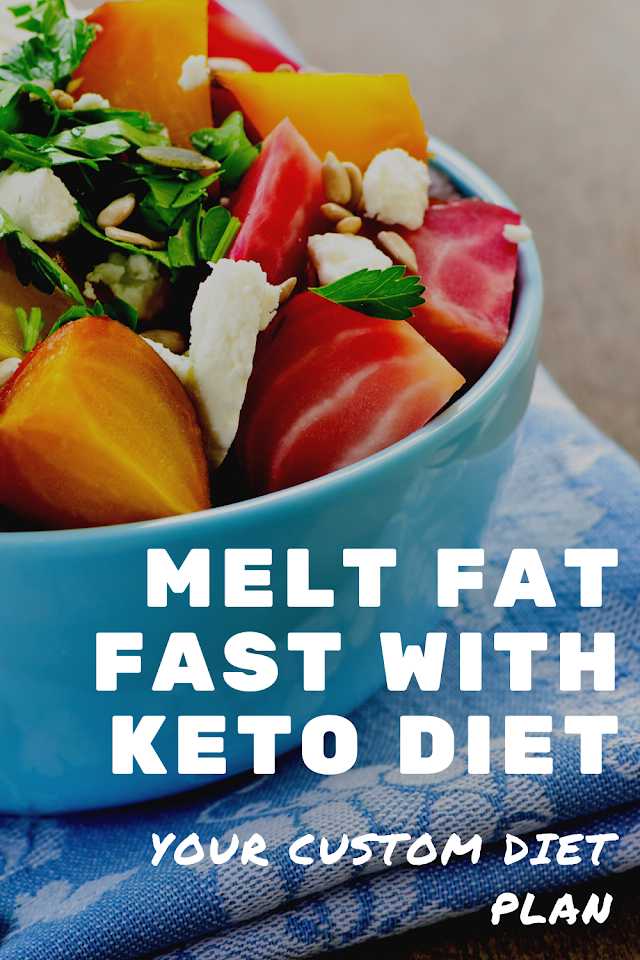 Keto Diet Meal Plan and Recipes Menu that will Melt Fat Fast