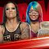 Combate entre Shayna Baslzer e Asuka é anunciado para o RAW
