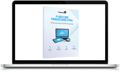 F-Secure Freedome VPN 2.32.6293 With Trial Reset