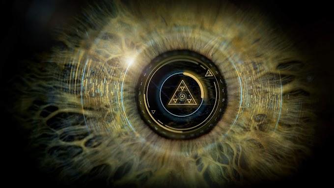 Papel De Parede Olho da Providência Celular