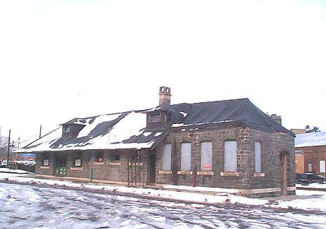 Quakertown Passenger Station