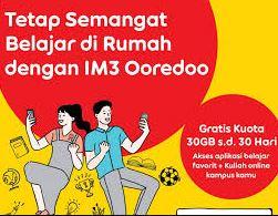 Paket Edukasi Indosat Tidak Bisa Digunakan