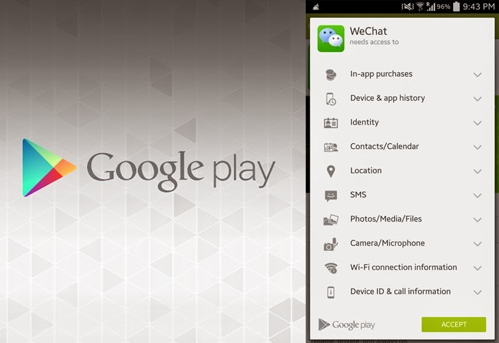 Google Play Store Update Allows Apps to Silently Gain Control of Your Device
