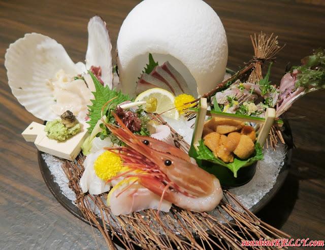 ISHIN Japanese Dining, Best Japanese Fine Dining, Old Klang Road