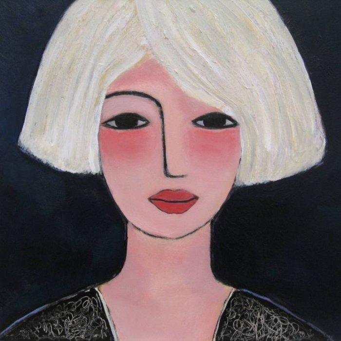 Нидерландский художник. Nelly Van Nieuwenhuijzen