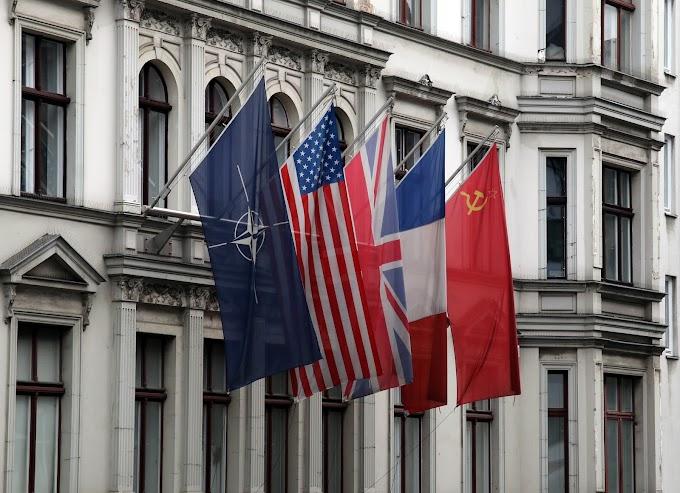 NATO Summit: Johnson calls for NATO unity as alliance turns 70