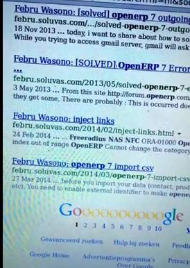 Febru Wasono: google indexing tips