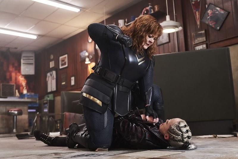 Thunder Force (2021) - Stills : メリッサ・マッカーシーとオクタヴィア・スペンサーの超人化したオバサンのコンビが活躍をする Netflix のヒーロー・コメディ映画「サンダー・フォース」の新しい写真 ! !