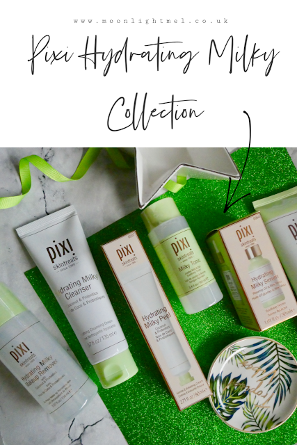 Pixi Beauty Hydrating Milky Collection