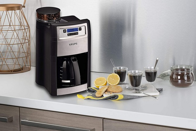 Coffee Makers With Grinders;Coffee Machine With Grinder;