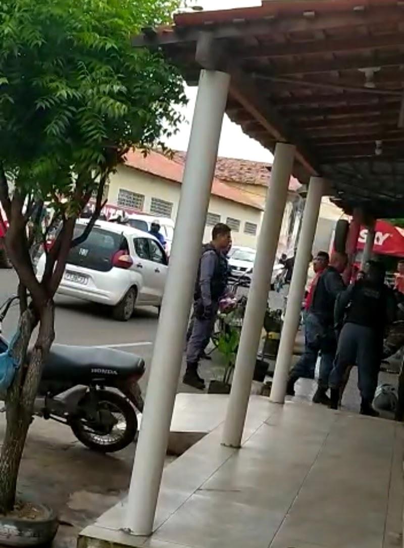 Polícia Militar age rápido e prende suspeitos de cometerem assalto em comércio de Trizidela do Vale e em Barbearia de Pedreiras.