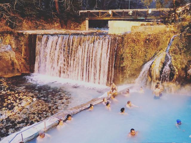 希臘溫泉Pozar