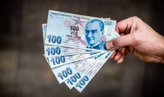 سعر صرف الليرة التركية أمام العملات الرئيسية السبت يناير 9/1/2021