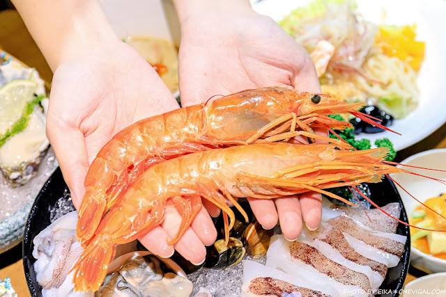 MG 2061 - 熱血採訪│海大蛤味噌湯,整碗的用料非常大方!台中當月壽星鮭魚三重奏免費吃!