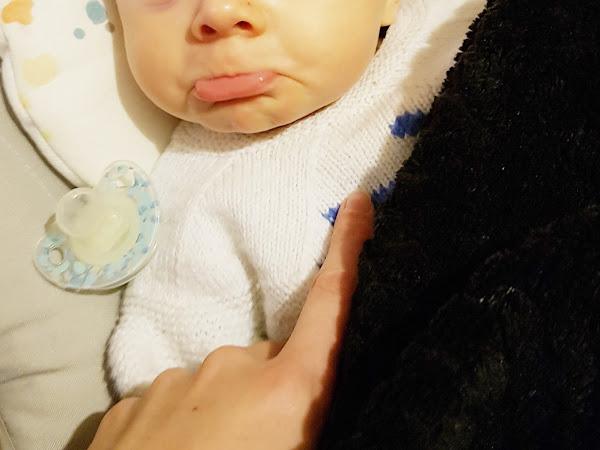 5 trucs pour calmer les pleurs de bébé