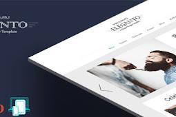 Eleganto Responsive Minimal Blogger Theme Free Download