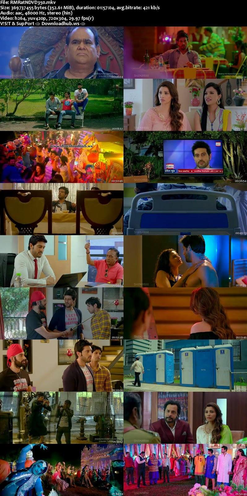 Ram Ratan 2017 Hindi 480p DVDRip