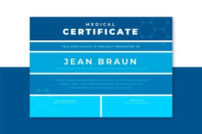 template-sertifikat