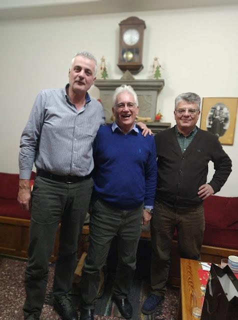 Γιάννενα: Συνάντηση Του Δημάρχου Κόνιτσας Με Τον Πυρσογιαννίτη Δήμαρχο Ντάργουιν Αυστραλίας