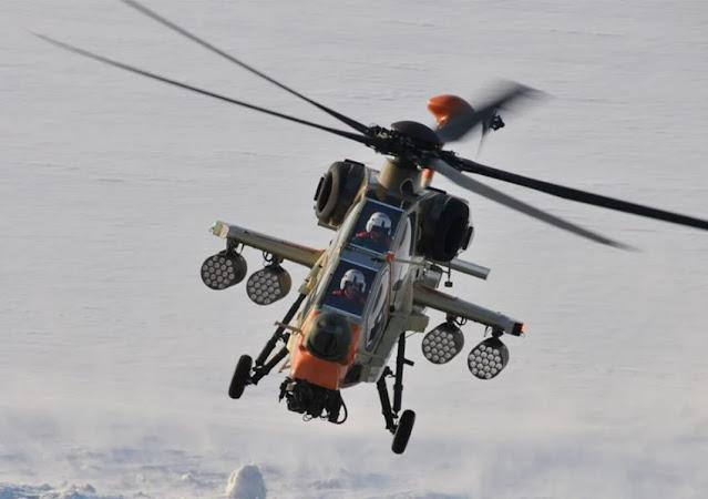 trực thăng tấn công T129