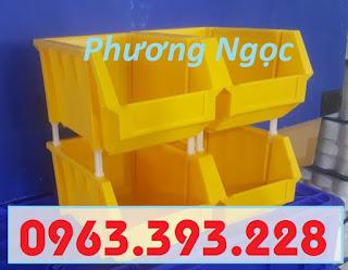 Khay nhựa đựng ốc vít, kệ dụng cụ chống tầng, khay linh kiện, khay nhựa vát đầu  0fdf61573eb5c4eb9da4