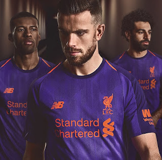Check it Out! Liverpool shows off new Jersey for the new season