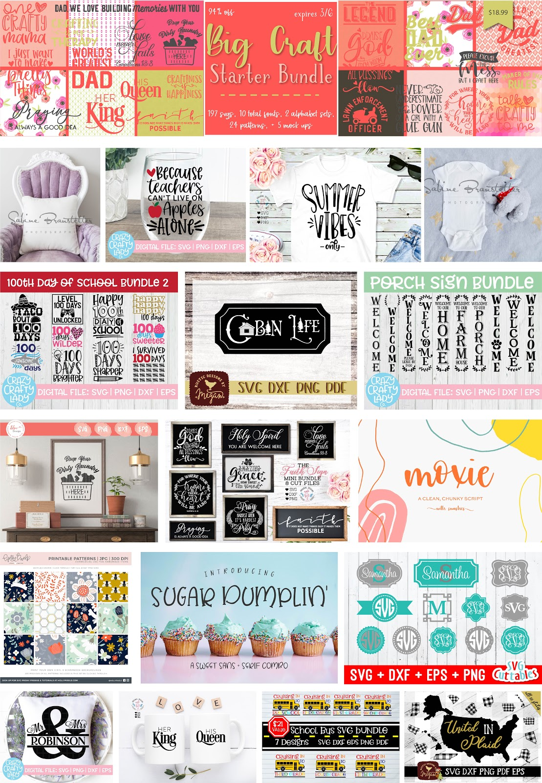 Download Design Bundles For Silhouette File Types To Keep Silhouette School