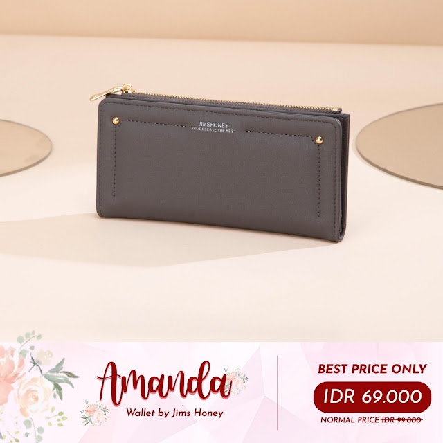 Jimshoney Amanda Wallet