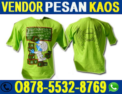 Tempat Vendor Pesan Kaos Produksi di Surabaya, Alamat Vendor Pesan Kaos Produksi di Surabaya