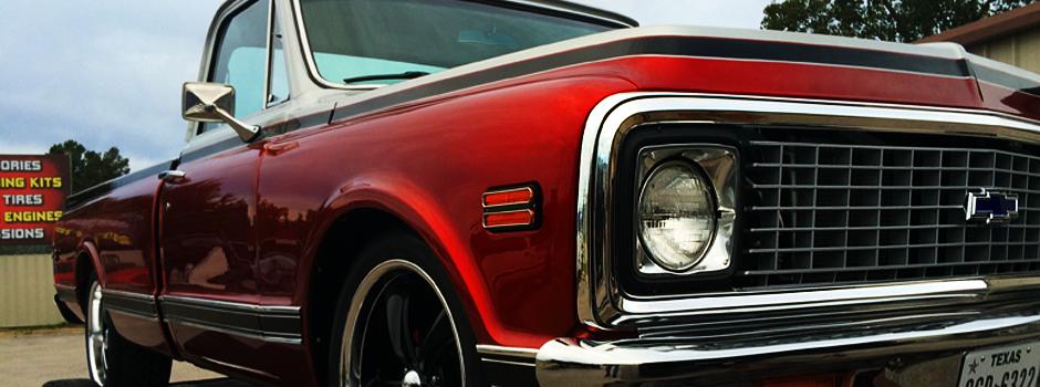 Classic Car Restoration Magnolia Tx