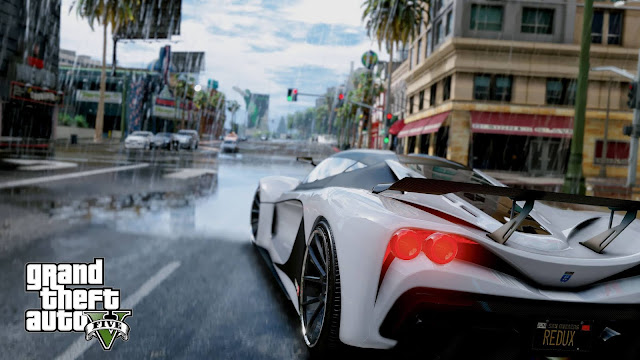 GTA 5 Redux تحديت 1.0.1 تحميل مجانا