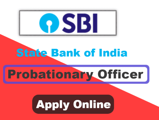 SBI 2000 Probationary Officer Posts Recruitment Apply Online.
