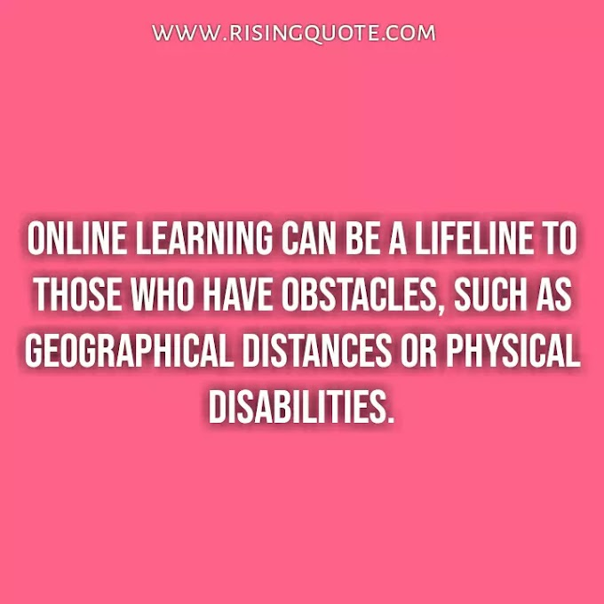 Top 10 Online Class Quotes   Online Learning Quotes 2021