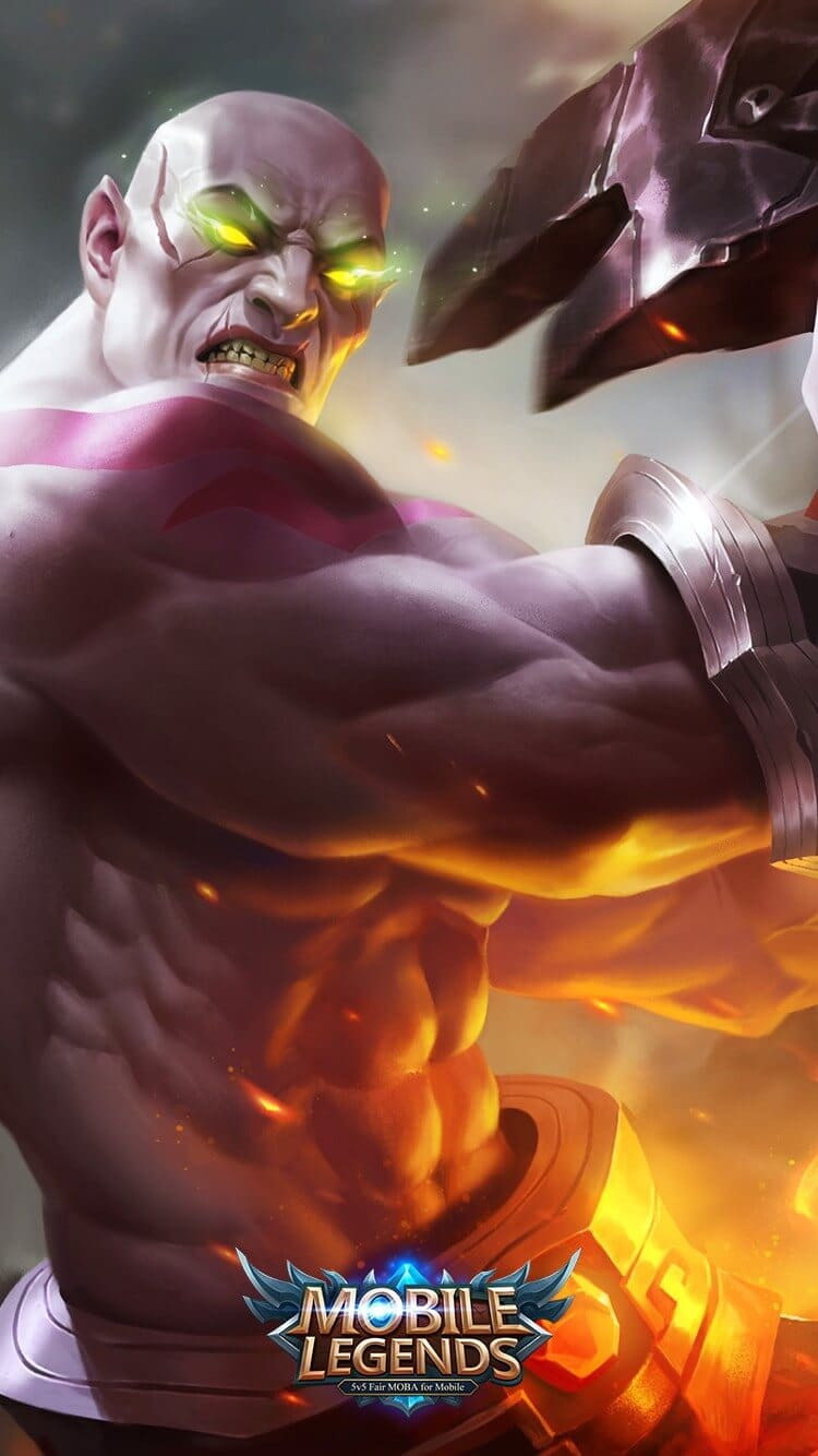 Balmond Power Source Old Wallpaper Mobile Legends HD for Mobile