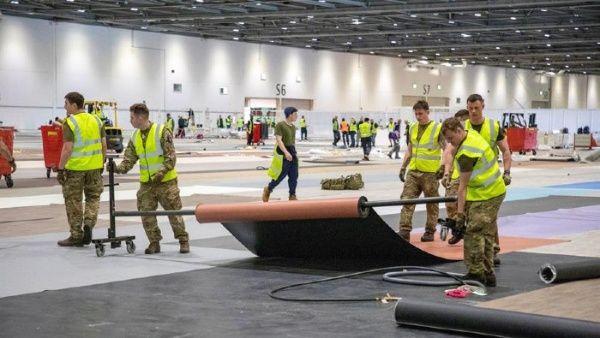 Reino Unido registra nuevo récord de fallecidos por Covid-19